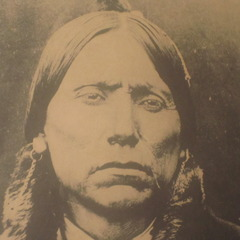famous quotes, rare quotes and sayings  of Quanah Parker