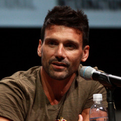 famous quotes, rare quotes and sayings  of Frank Grillo