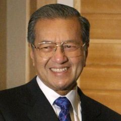 famous quotes, rare quotes and sayings  of Mahathir Mohamad