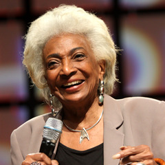 famous quotes, rare quotes and sayings  of Nichelle Nichols