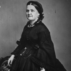 famous quotes, rare quotes and sayings  of Mary Todd Lincoln