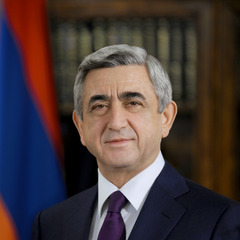 famous quotes, rare quotes and sayings  of Serzh Sargsyan