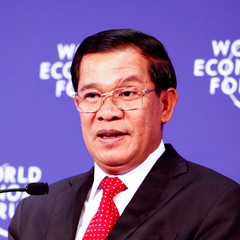 famous quotes, rare quotes and sayings  of Hun Sen