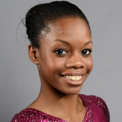 famous quotes, rare quotes and sayings  of Gabby Douglas