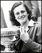 famous quotes, rare quotes and sayings  of Babe Didrikson Zaharias