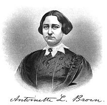 famous quotes, rare quotes and sayings  of Antoinette Brown Blackwell