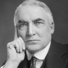 famous quotes, rare quotes and sayings  of Warren G. Harding