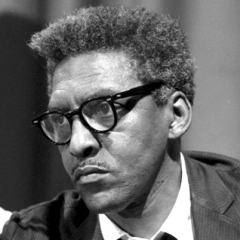 famous quotes, rare quotes and sayings  of Bayard Rustin