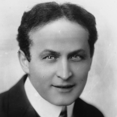 famous quotes, rare quotes and sayings  of Harry Houdini