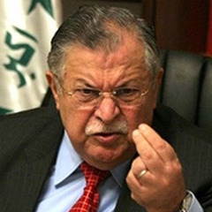 famous quotes, rare quotes and sayings  of Jalal Talabani