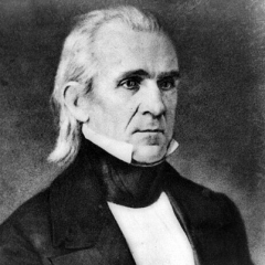 famous quotes, rare quotes and sayings  of James K. Polk