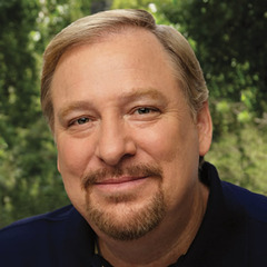 famous quotes, rare quotes and sayings  of Rick Warren