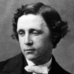 famous quotes, rare quotes and sayings  of Lewis Carroll