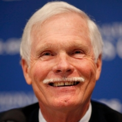 famous quotes, rare quotes and sayings  of Ted Turner