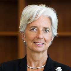 famous quotes, rare quotes and sayings  of Christine Lagarde