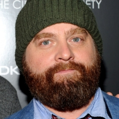 famous quotes, rare quotes and sayings  of Zach Galifianakis