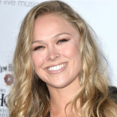 famous quotes, rare quotes and sayings  of Ronda Rousey