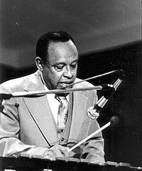 famous quotes, rare quotes and sayings  of Lionel Hampton