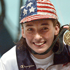 famous quotes, rare quotes and sayings  of Amy Van Dyken