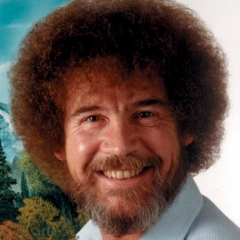 famous quotes, rare quotes and sayings  of Bob Ross
