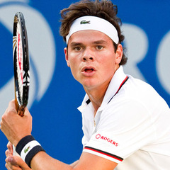 famous quotes, rare quotes and sayings  of Milos Raonic