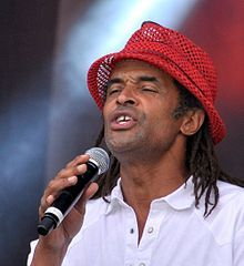 famous quotes, rare quotes and sayings  of Yannick Noah