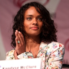 famous quotes, rare quotes and sayings  of Kandyse McClure
