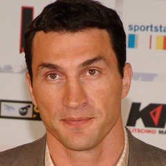 famous quotes, rare quotes and sayings  of Wladimir Klitschko