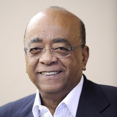 famous quotes, rare quotes and sayings  of Mo Ibrahim