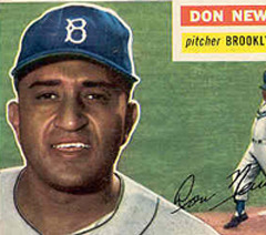 famous quotes, rare quotes and sayings  of Don Newcombe
