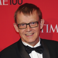 famous quotes, rare quotes and sayings  of Hans Rosling