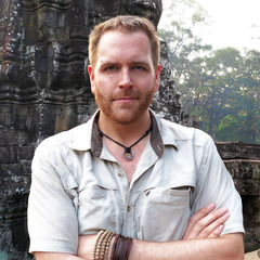 famous quotes, rare quotes and sayings  of Josh Gates