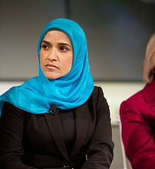 famous quotes, rare quotes and sayings  of Dalia Mogahed