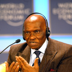 famous quotes, rare quotes and sayings  of Abdoulaye Wade