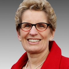 famous quotes, rare quotes and sayings  of Kathleen Wynne