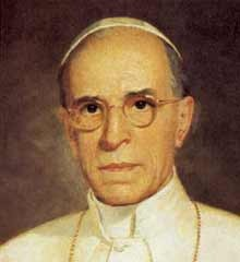 famous quotes, rare quotes and sayings  of Pope Pius XII
