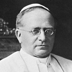 famous quotes, rare quotes and sayings  of Pope Pius XI