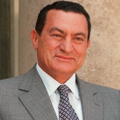 famous quotes, rare quotes and sayings  of Hosni Mubarak
