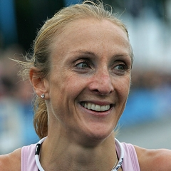 famous quotes, rare quotes and sayings  of Paula Radcliffe