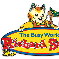 famous quotes, rare quotes and sayings  of Richard Scarry