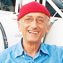 famous quotes, rare quotes and sayings  of Jacques Yves Cousteau