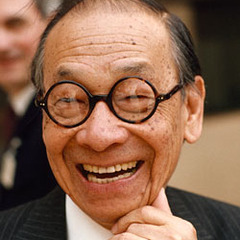 famous quotes, rare quotes and sayings  of I. M. Pei