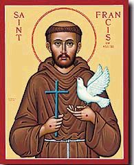 famous quotes, rare quotes and sayings  of Francis of Assisi