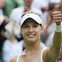 famous quotes, rare quotes and sayings  of Eugenie Bouchard