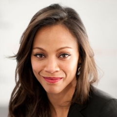 famous quotes, rare quotes and sayings  of Zoe Saldana