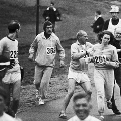 famous quotes, rare quotes and sayings  of Kathrine Switzer
