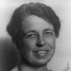 famous quotes, rare quotes and sayings  of Eleanor Roosevelt
