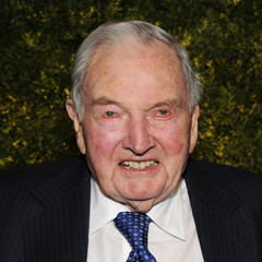 famous quotes, rare quotes and sayings  of David Rockefeller