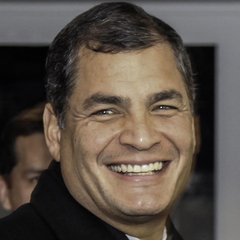 famous quotes, rare quotes and sayings  of Rafael Correa
