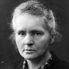 famous quotes, rare quotes and sayings  of Marie Curie